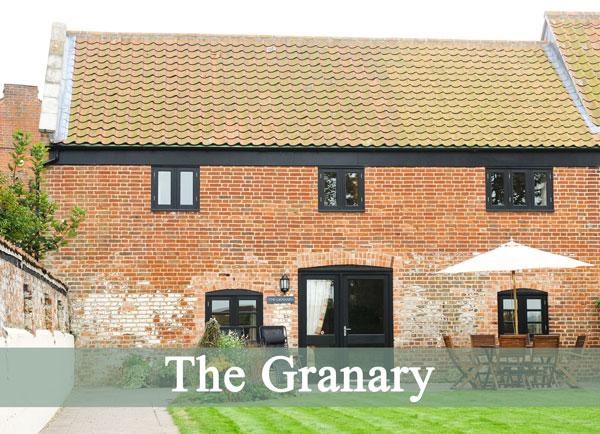 Lodge Farm Cottages - Granary Cottage, Suffolk