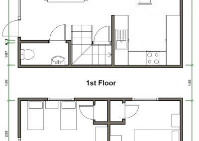 The Dairy Floor Plan