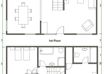 The Granary Floor Plan